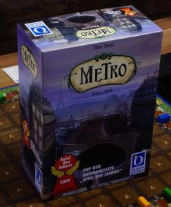 Metro Verpackung