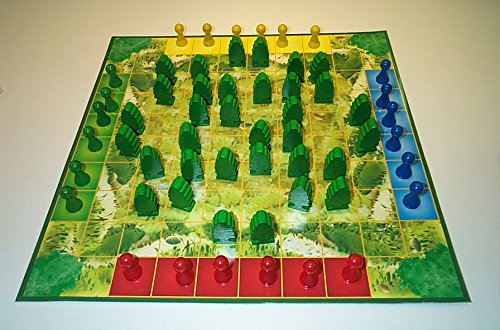 Abenteuer im Wichtelwald Spielfeld