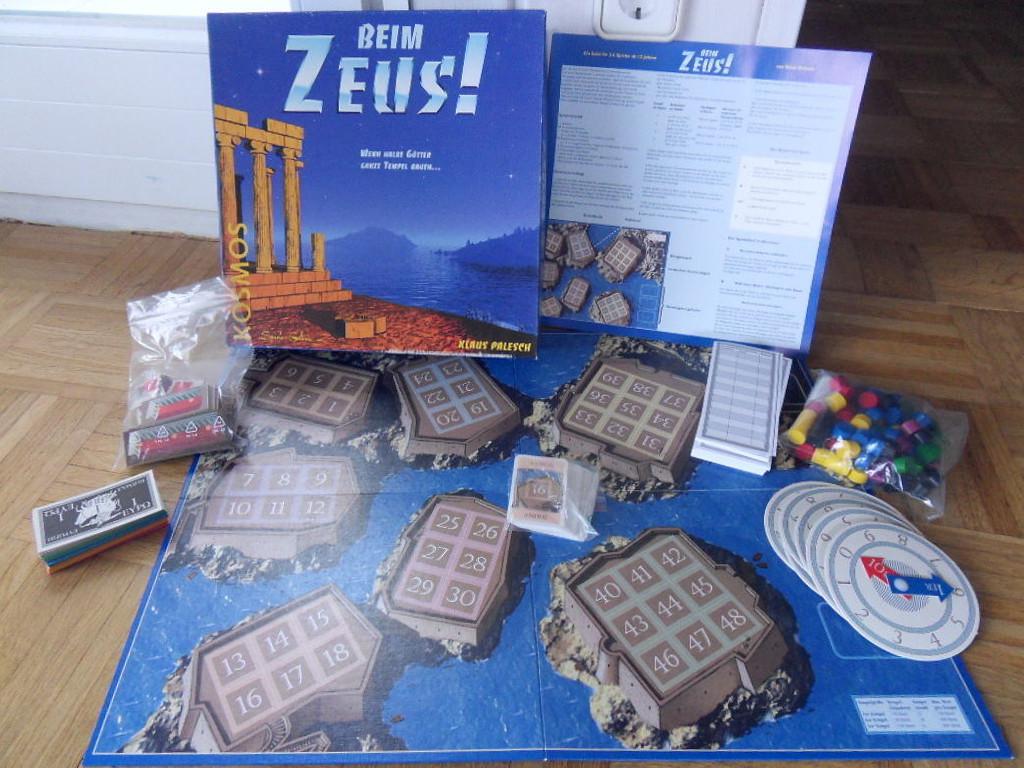 Beim Zeus! – Spielbeschreibung