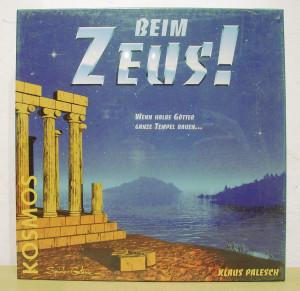 Beim Zeus Verpackung