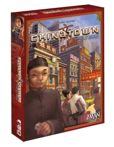 Chinatown Brettspiel