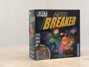 Exit Kids Code Verpackung